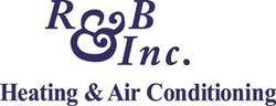 R & B Inc. Logo